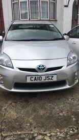 Urgent sale Toyota Prius t spirit cat d