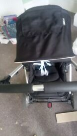 Sola 2 pram suitable from birth to 3year old