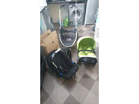 mothercare xpedior 3 wheel travel system