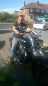 Triumph speed master 900 cc