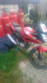 Honda cbf 125cc (non runner)