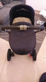 Mothercare Spin Pram and Pushchair