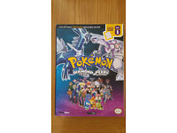 Pokemon Diamond/Pearl Official Guides (volumes 1 and 2)