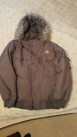 North Face winter coat XL