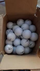 Golf balls x 40
