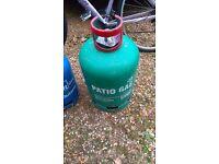 13 kg calor patio gas bottle