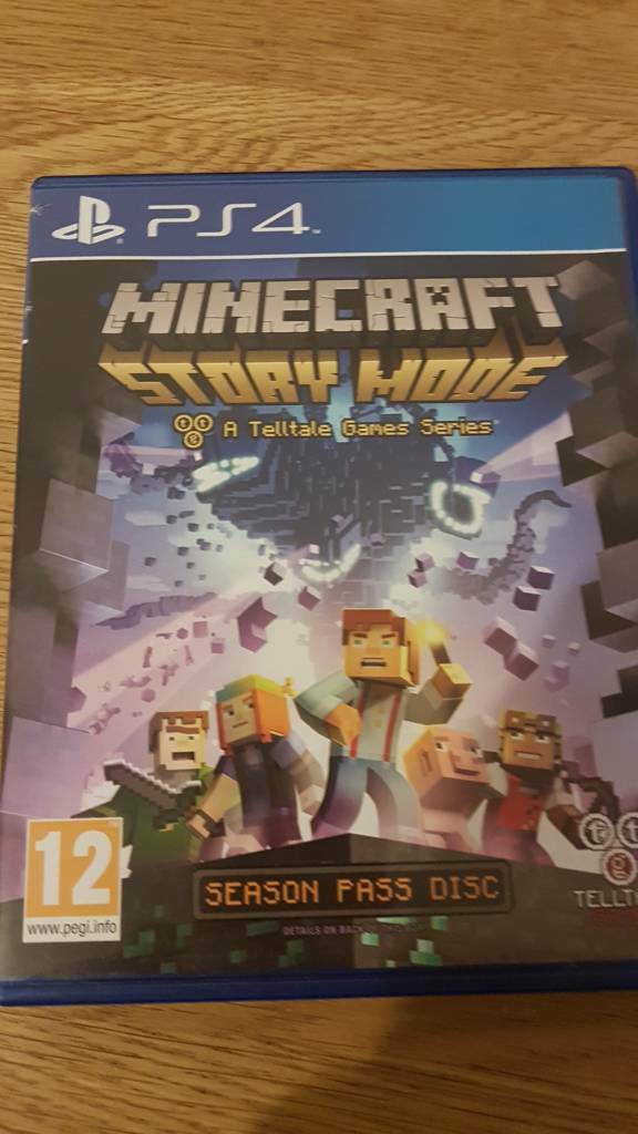 Minecraft story mode ps4 | in Hartlepool, County Durham