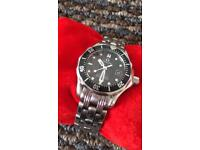LADIES OMEGA SEAMASTER 300M WATCH