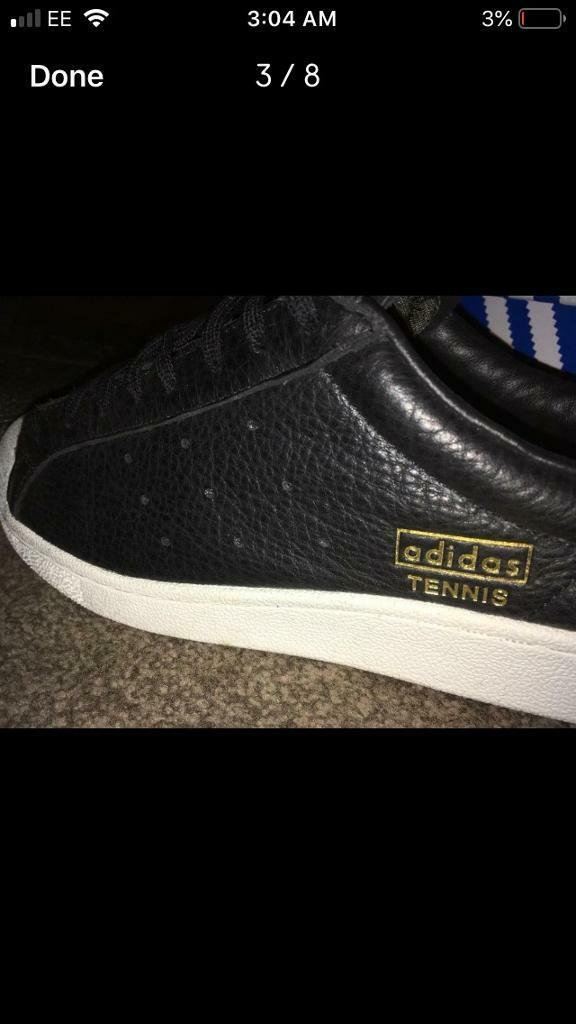 1653d6bb95ac Size 9 Adidas Tennis Vintage | in Salford, Manchester | Gumtree