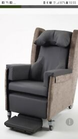 Specialist tilt in space chair only used for a few weeks vgc