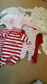 Baby grows 3-6 months