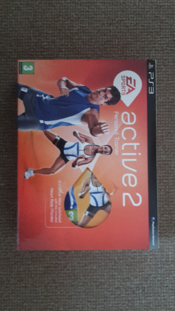 PS3 EA active 2in Bridgwater, SomersetGumtree - PS3 EA Active 2. Comes with game, sensors and Bluetooth adapter for Ps3