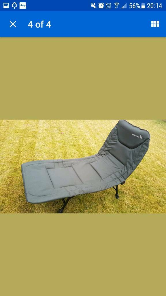 Fishing bed chair