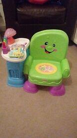 Kids activity chair