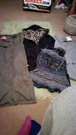 Size 16 clothes