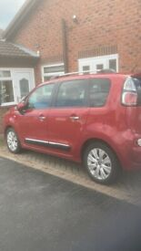 image for Citroen, C3 PICASSO, MPV, 2015, Semi-Auto, 1598 (cc), 5 doors