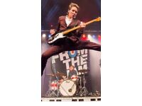 Gig tickets from the Jam 4th April 2018