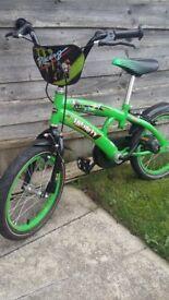 "Kids 14"" Mountain Bike"