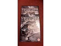 New DVD film Unhallowed Ground cert. 15