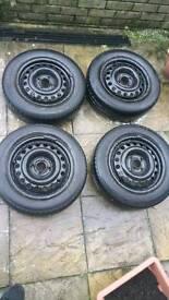corsa tyres