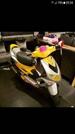 Speed fighter2 50cc