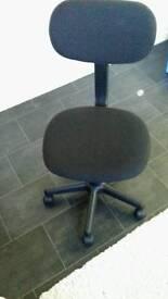 Brand new black computer chair