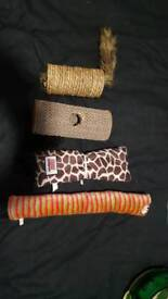** Cat Scratchies and Soft Toys **
