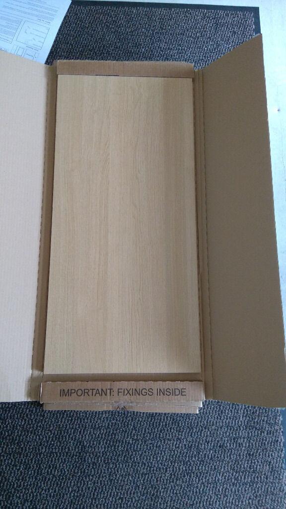 kirkmuirhill various b q oak style shaker end panel panels clad