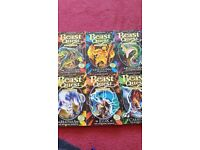 Beast Quest books nos 37 to 42