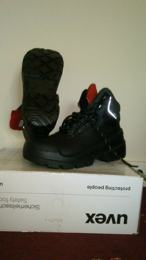 c7747ba8e42 Uvex Quatro !!!!!!!! Safety Work Boots Size 8 | in Corby, Northamptonshire  | Gumtree