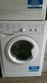 Indeset washing and dryer 6 kg