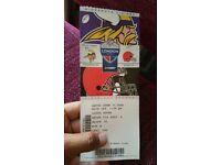 NFL Tickets for Twickenham. Cleveland Browns v Minnesota Vikings 29 Oct. Block U1 Row A!