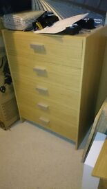 Chest of drawers for sale. Very good condition.