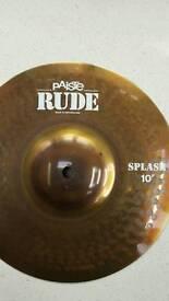 "Paiste Rude 20"" Power Ride cymbal"