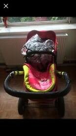 Mea Lux buggy
