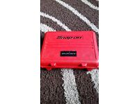 Snap on solus ultra £800
