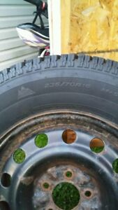 For Sale Tires 235 70 R16