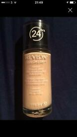 Revlon colour stay foundation buff full coverage