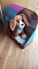 FurReal Chatty Charlie The Barkin Beagle NEW
