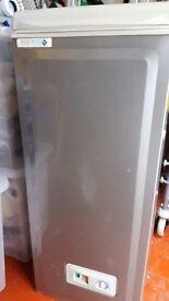 Norfrost slimline silver freezer