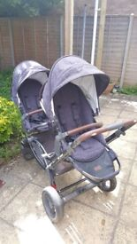 ABC Design Zoom Tandem Travel System