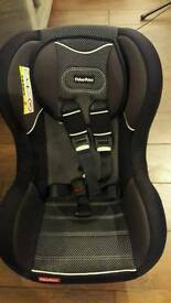 Fisher price carseat 0 -4yrs / Perfect condition