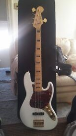 Squier(By Fender) Jazz Bass Vintage Modern Re-issue Jazz Bass V