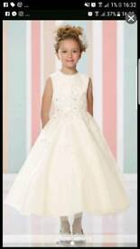 Communion/ flower girls dress