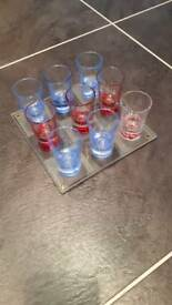 Shot Glass Drinking Game