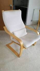 Relaxing living room chair
