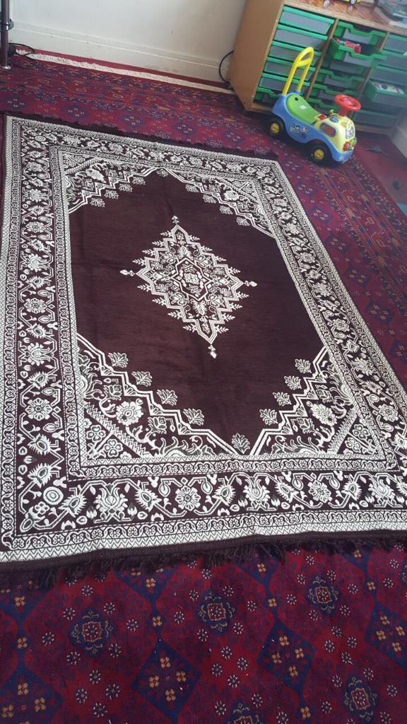 Brand new Kashmiri rugs