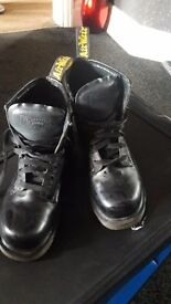 Industrial Doc Martins AirWair size 6