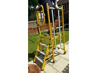 Ugo access platform ladder