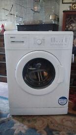 beko 6kg slimline washing machine